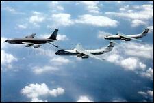 C-141 Starlifter 437th MAW KC-135 Stratotanker 97th BW 1980 8x12 Aircraft Photos