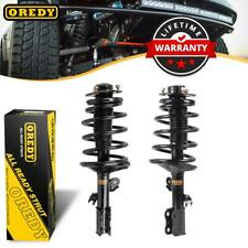 Both (2) For Toyota Sienna 98-03 Front Shocks Struts Assemblies AWD & FWD