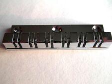 Cordal para 12-saitige Solid Body guitarra cromado