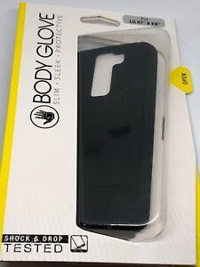 Body Glove Slim Protective Case for LG K8 / K7 / Phoenix 2 / Escape 3 - Black