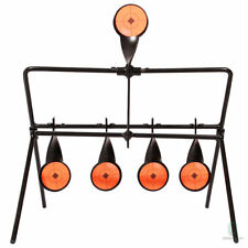 Gallery Swinging Target Spinning Auto Reset Set Air Gun Rifle Airgun Hunting