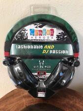 HERODA Crazes Green HD97 Fun Fashionable Passion Headphones ✨