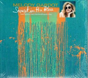 MELODY GARDOT Sunset In The Blue ( 2020 Digipak ) CD  NEU & OVP