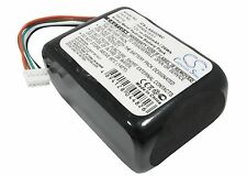 2000mAh Battery for Logitech Squeezebox Radio, 533-000050, HRMR15/51