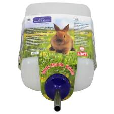 Lixit Water Bottle Rabbit Frrret, Guinea Pigs & Dog64oz Free Shipping
