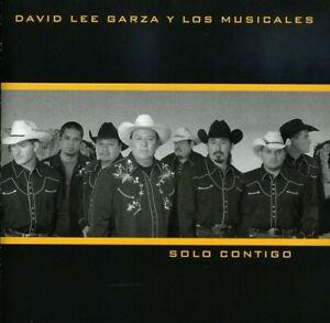 David Lee Garza - Solo Contigo [New CD]