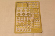 Warhammer Space Marines Flesh Tearers Etched Brass
