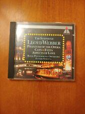 The Symphonic Lloyd Webber CD 1991 Phantom of the Opera Cats