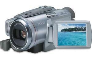 Panasonic NTSC 3.1 MP 3CCD MiniDV Camcorder - Video Transfer (PV-GS250)