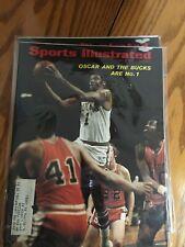 FM3-53 Sports Illustrated Magazine May 10 1971 Oscar Robertson BUCKS
