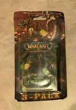 World of Warcraft March of the Legion 3 19 card Packs Sealed