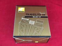 Nikon Binoculars TRAVELITE VI 10 x 25 CF T610X25 Japan