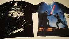 Men's XXL Star Wars Graphic T-Shirts, set of 2, NWT