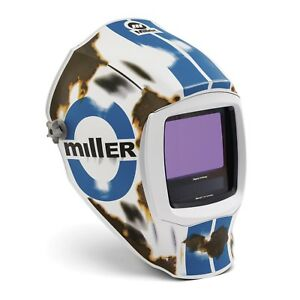 Miller Digital Infinity Relic Auto Darkening Welding Helmet (280051)