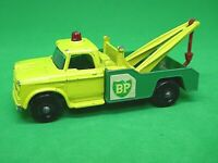Matchbox Lesney No.13d Dodge Wreck Truck