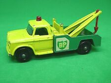 Matchbox Lesney No.13d Dodge Wreck Truck
