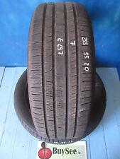 255/55r20 pirelli pneumatici 4stagioni usati 255 55 20 gomme auto  scorpion-e497