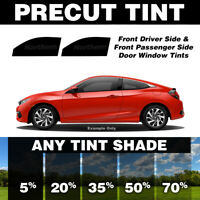 PRECUT WINDOW TINT W// 3M FX-PREMIUM FOR FORD MUSTANG CONVERTIBLE 00-04