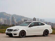 Paint Iridium Silver # 775 Mercedes C-Class W204 Couple 2D Boot Lip Spoiler