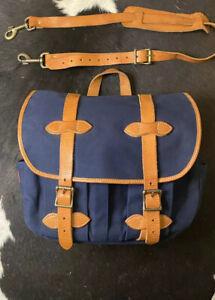 Filson Medium Field Bag Red label RARE