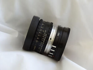 MILTAR: NEW OLD STOCK!! Sony A7S II, Arri, Red, Miltar 25mm f2 Camera lens
