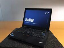"""IBM LENOVO THINKPAD T410 INTEL CORE i5 M520 2,4GHZ 4096MB 80GB 14"""" CD-RW/DVD-R"""