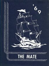 Falmouth Maine Falmouth Junior High School Yearbook The Mate 1969