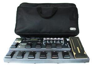 Line6 Bass POD XT LIVE Stompboard Pedal Board Amp Modelling Multieffekt+/GEWÄHR/