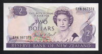 NEW ZEALAND P-170c. (1989-91) 2 Dollars - Brash..  Last Prefix EPN.. UNC