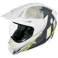 Icon Variant Pro Ascension White Motorbike Motorcycle Helmets