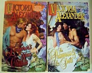2 x Victoria Alexander - The Emperor's New Clothes + The Princess & The Pea