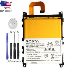 100% New Original Battery For Sony Xperia Z1 C6902 C6903 C6906 LIS1525ERPC+Tools