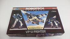 Vintage Revell Robotech Changers VF-1J Fighter Robot Transformers Model Kit New