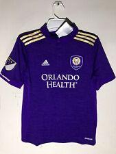 Adidas Youth MLS Jersey Orlando City Team Purple sz M