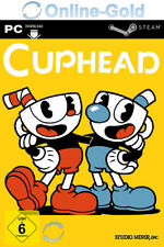 Cuphead Key - PC Online Game Code - Steam - Nur Englisch - [Action/Indie][DE/EU]