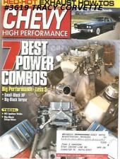 September 2001 Chevy High Performance V-8 Corvair Road Rocket 1969 Camaros