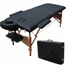 "Professional 84"" Long 30"" Wide 3"" Pad Reiki Portable Massage Table"