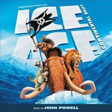 Ice Age: Continental Drift (John Powell), New Music