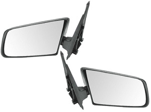 85-93 S10 S15 Jimmy Blazer Bravada Sonoma Left & Right Mirror Pair L+R