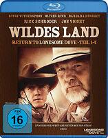 """Wildes Land - Der Vierteiler (Blu-ray) - Fortsetzung von """"Weg in die Wildnis"""""""