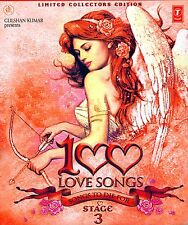100 LOVE SONGS STAGE 3 - 6 CD BOLLYWOOD COMPILATION SET