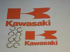 KAWASAKI PISTON CIRCLIPS (8) Z650 KZ650 Z750 KZ750 GPZ750 GT750 NEW CW15