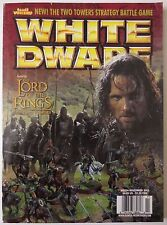 Games Workshop White Dwarf Magazine Issue WD # 274 November  2002 (M123)