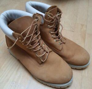 Timberland Heritage Boots Stiefel 46 - 47 ... 30,5 cm Leder! Cool!!