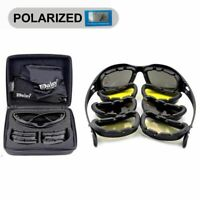 Sunglasses Tactical Goggles Shooting Glasses Polarized Sun Glass Army Eye Wear