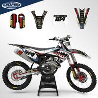Husqvarna TE TX FE 125-250(i)-300(i)-350-450-501 17-19 Decals kit MX Graphics