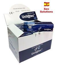 Lubricante gel Unilatex tubo de 82 gr apto durex preservativos condones