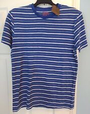 NWT Rose Pistol Mens Coloma Striped T-Shirt Size Small