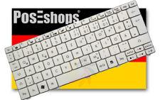 Orig. QWERTZ Tastatur Packard Bell Dot S2  Dot S ZE7 Serie DE NEU Weiss