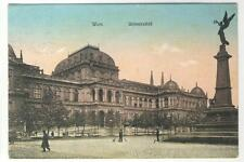 AK Wien I, Universität, 1910